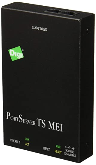Digi PortServer TS 2 MEI - serial servers (9 - 30, 84 6 x