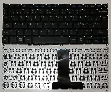 TECLA2XTATIL TC2X Teclado de y para portatil Acer travelmate B117-M-C661 B117-M-C69J B117-M-C69N español