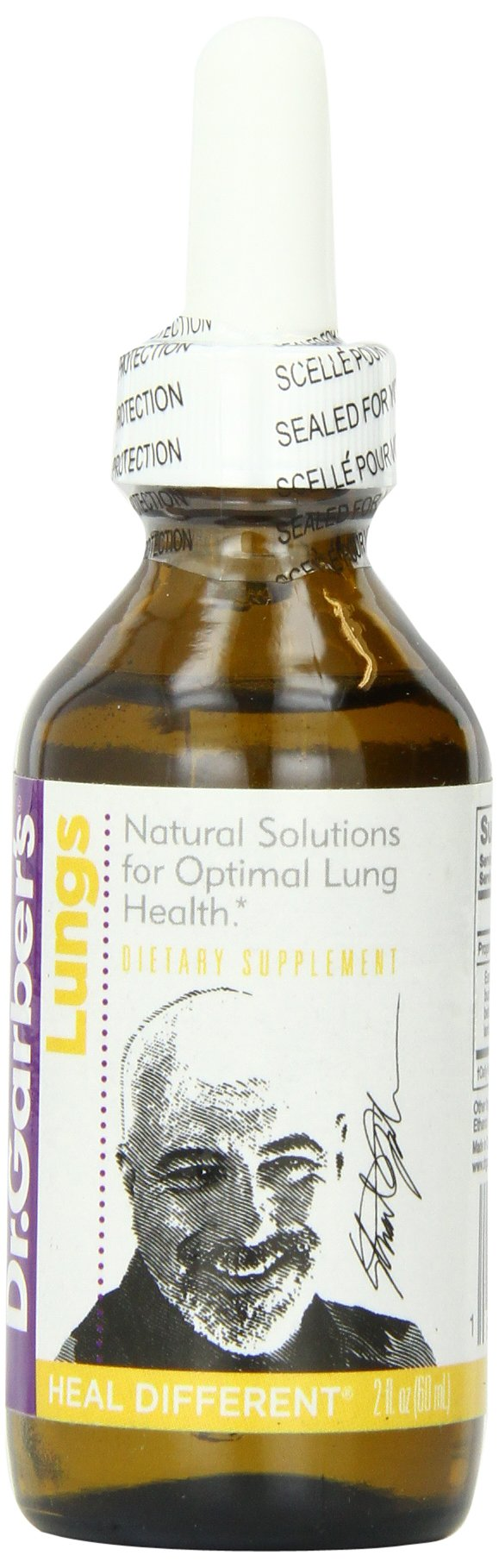Dr. Garber's Natural Solutions Lungs