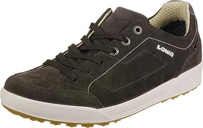 Lowa Palermo GTX Lo braun Sneaker Damen by25vPvRoS