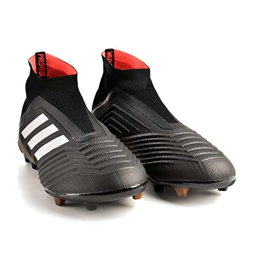 quality design f6076 3285b Amazon.com   adidas Predator 18+ Kid s Firm Ground Soccer Cleats (4.5 M US)    Soccer