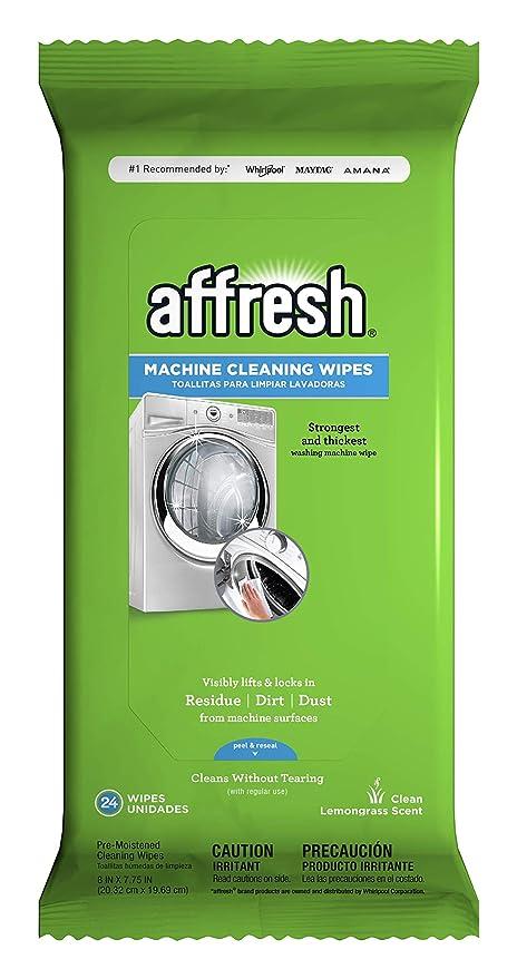 Affresh – Pastillas limpiadoras w10355053 máquina de limpieza ...