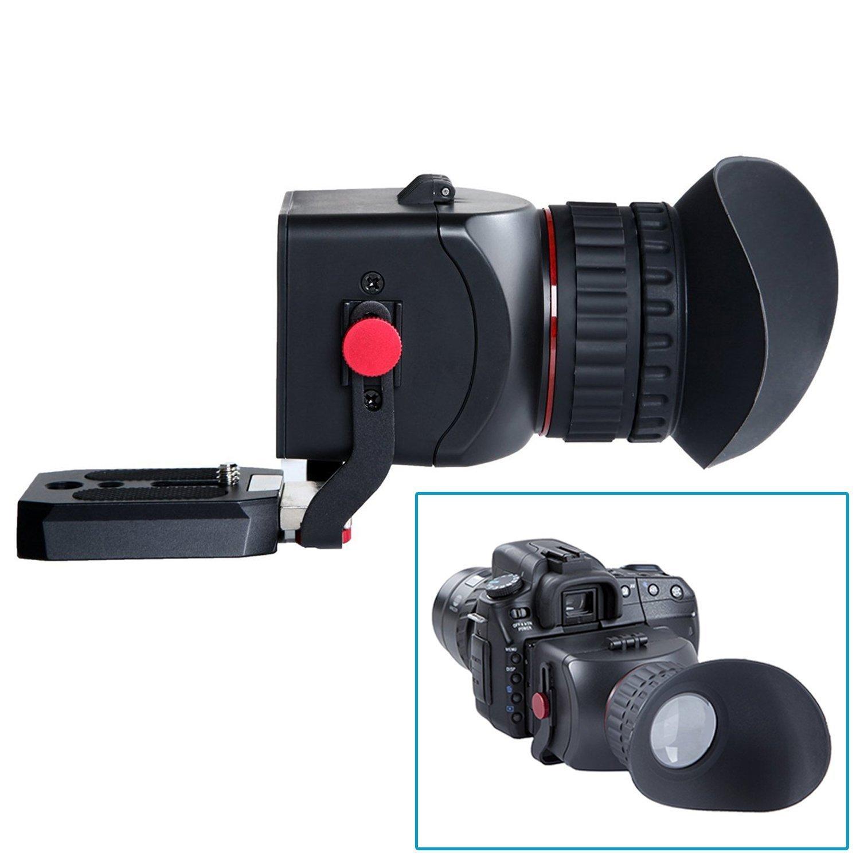 Sevenoak SK-VF Pro2 3.0X Magnification LCD Screen Video Camera Viewfinder Magnifier for 3.0'' 3.2'' Screen DSLR Canon 500D 600D 650D 700D 60D 70D 5D MarkII 5D MarkIII 6D 7D 7D2 Nikon D90 D7000 D7 5000D