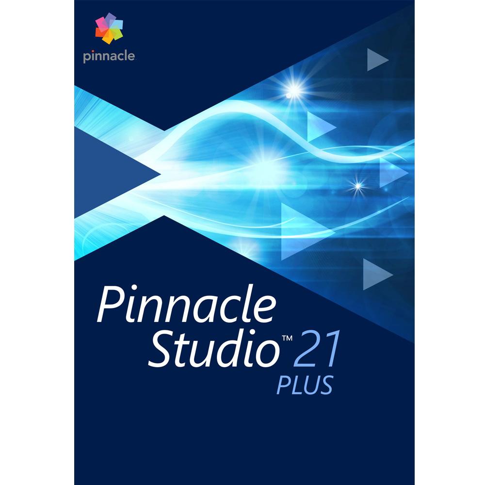 Pinnacle Studio 21 Plus [Download] by Pinnacle Systems