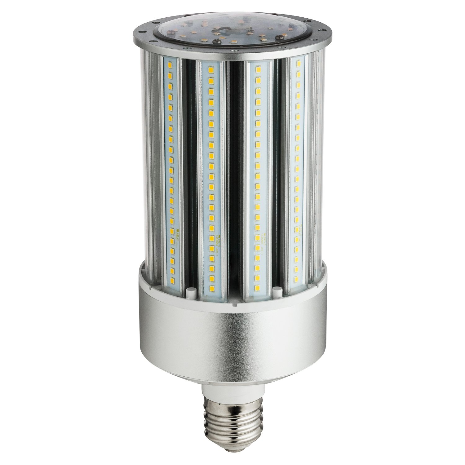 Sunlite CC//LED//100W//E39//MV//50K 5000K LED Corn Cob Lamp 100W Mogul Screw Base Super White