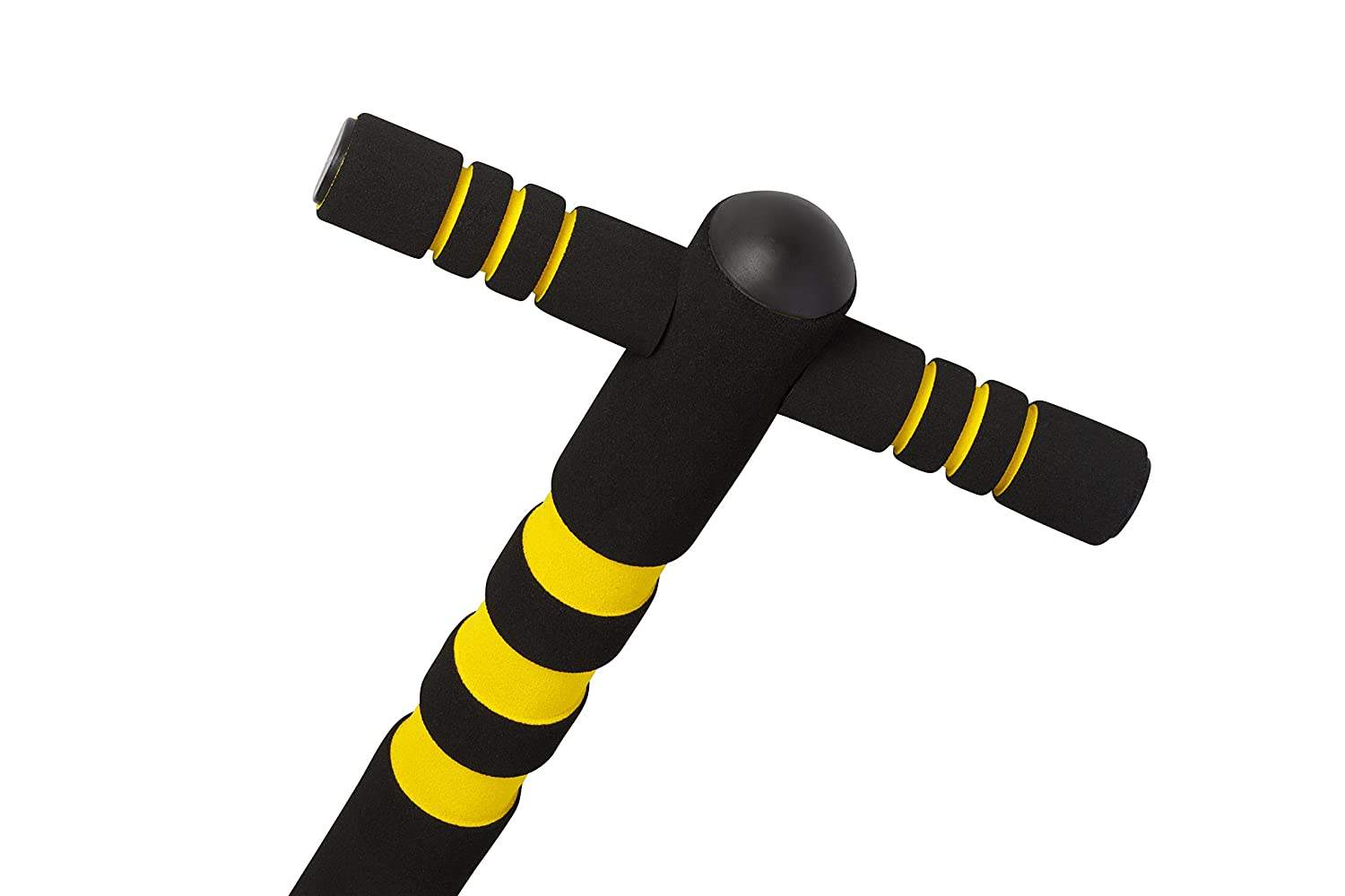 New Bounce Soft Easy Grip Sport Pogo Stick for Ages 5-9