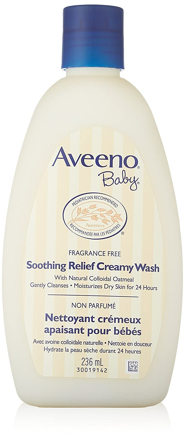 Soothing Relief Creamy Wash