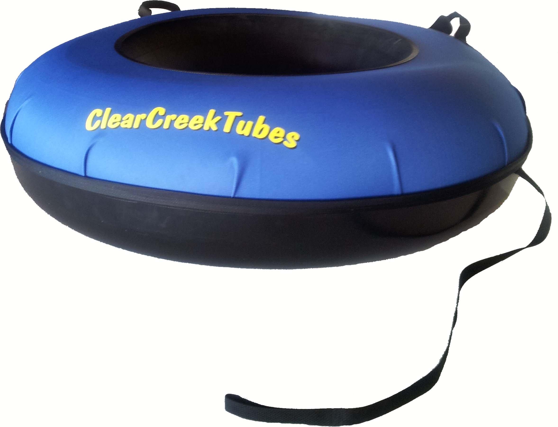 ClearCreekTubes Hard Shell Bottom Snow Tube 44''