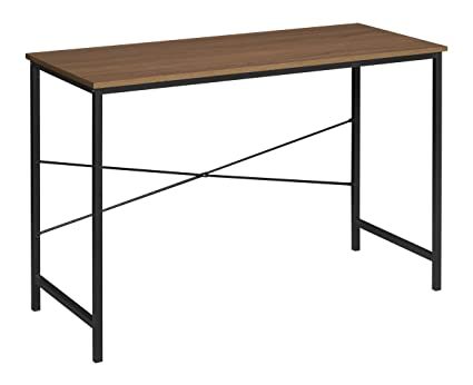 amazon com niche nsds4318uw soho modern desk table shell 43 w x 18 rh amazon com