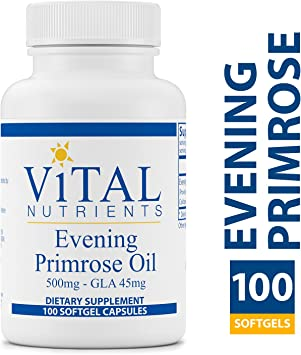 Amazon.com: Nutrientes vitales – Primavera (Primrose Oil ...
