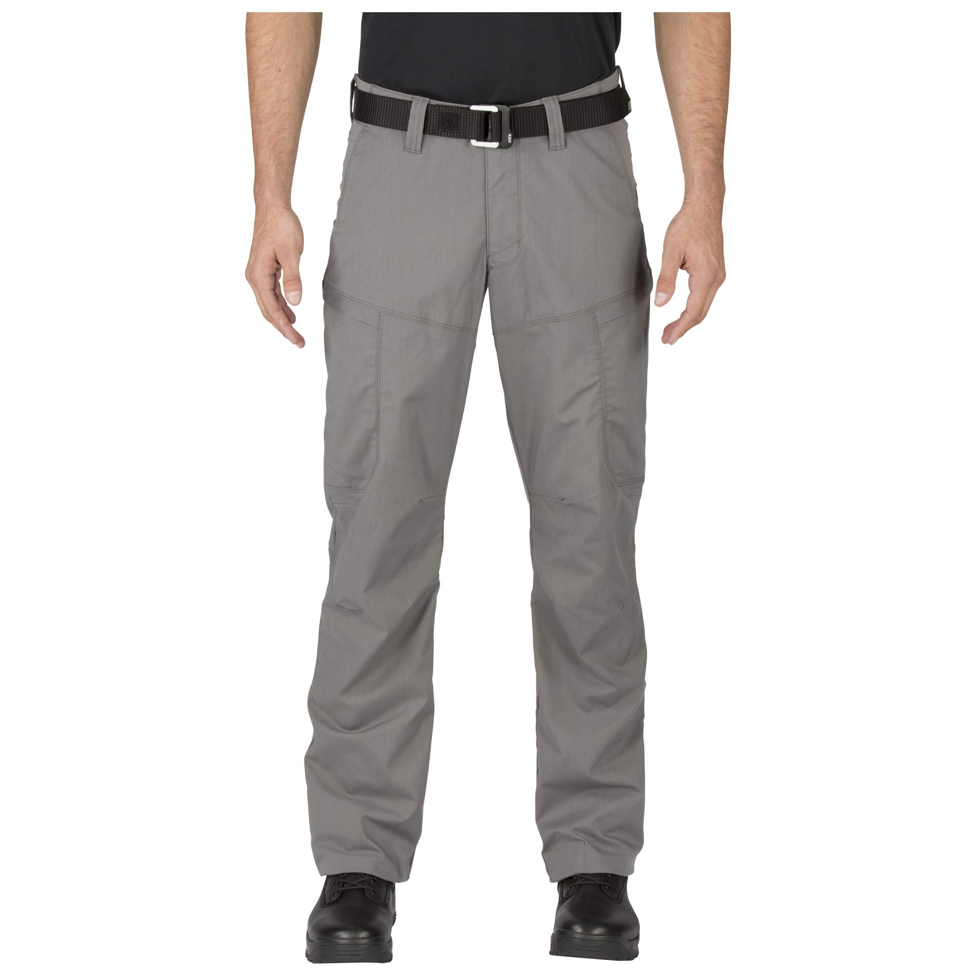 5.11 Men's APEX EDC Stealth Cargo Pocket Tactical Pant Style 74434, Storm, 35W x 32L by 5.11