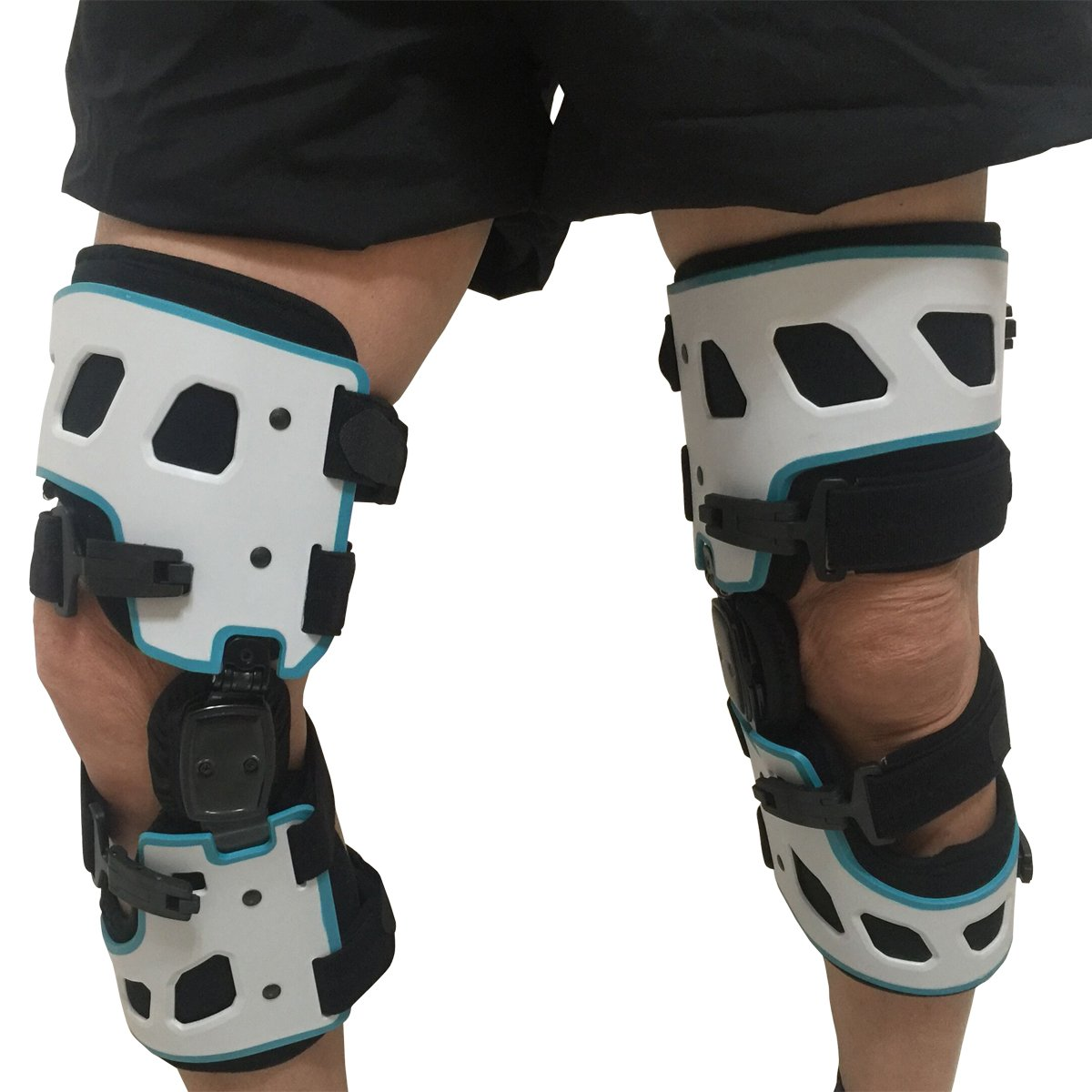 Orthomen OA Unloading Knee Brace for Arthritis, Cartilage Injury, and Bone-On-Bone Pain, Medial - Universal (Right) by Orthomen (Image #6)