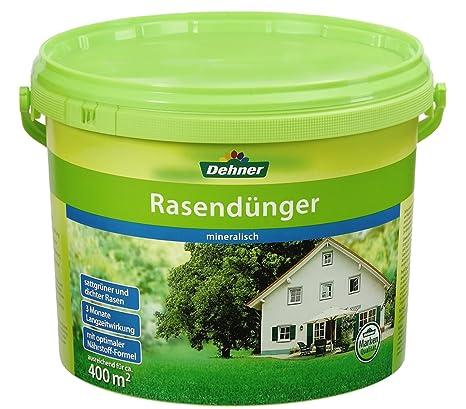 Berühmt Dehner Rasendünger mit Langzeitwirkung, mineralisch, 10 kg , für @CG_97