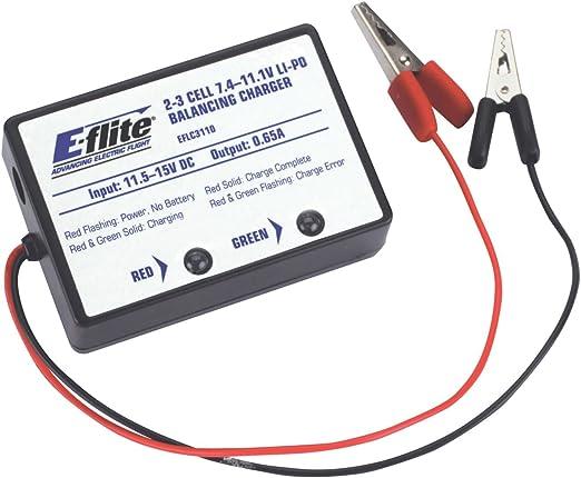 O-EFLC3110 0.65A 2-3 Cell LiPo Balancing Charger