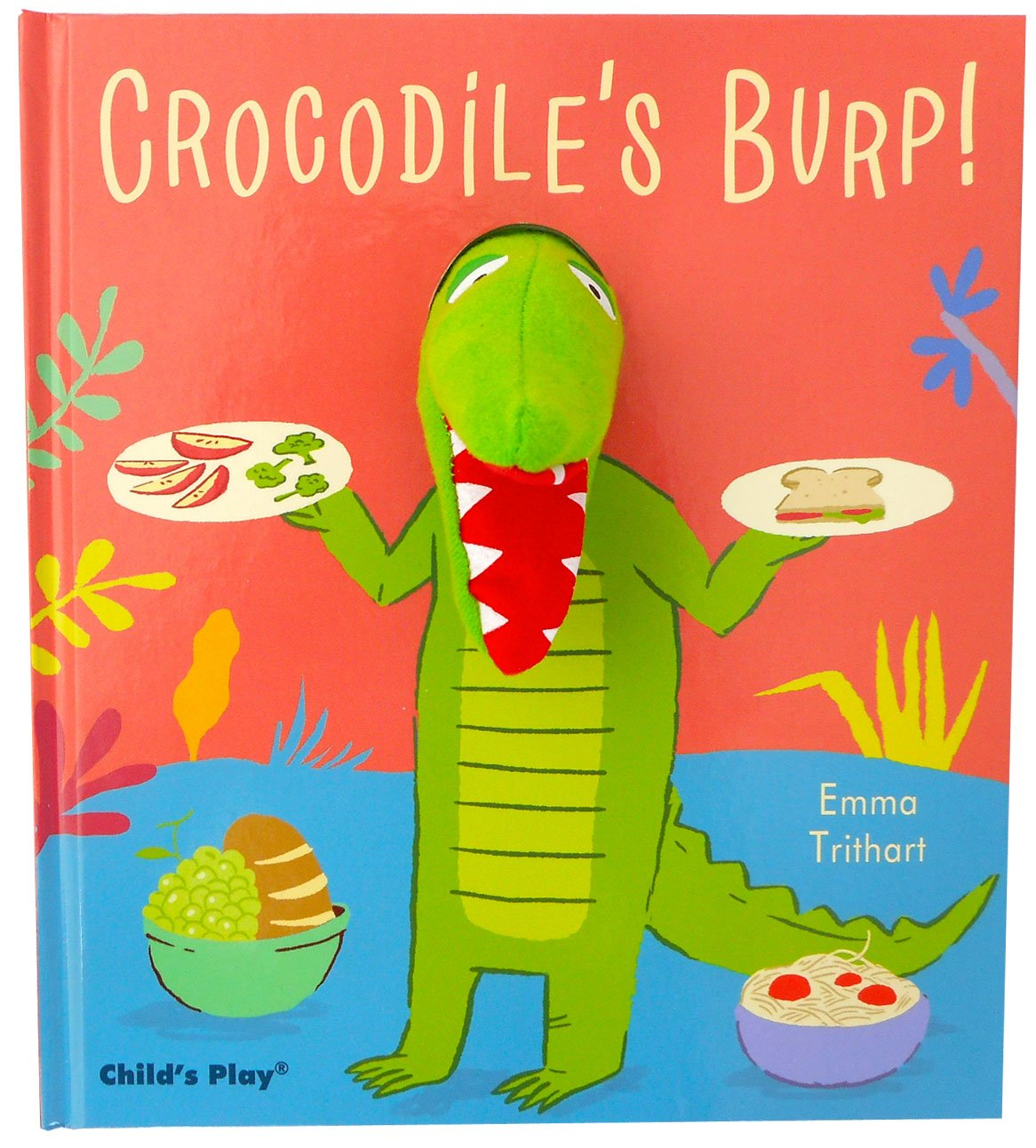 Read Online Crocodile's Burp (Pardon Me!) (Child's Play) pdf