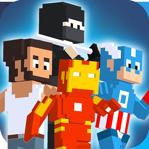 Crossy Heroes  Avengers Of Hopopolis