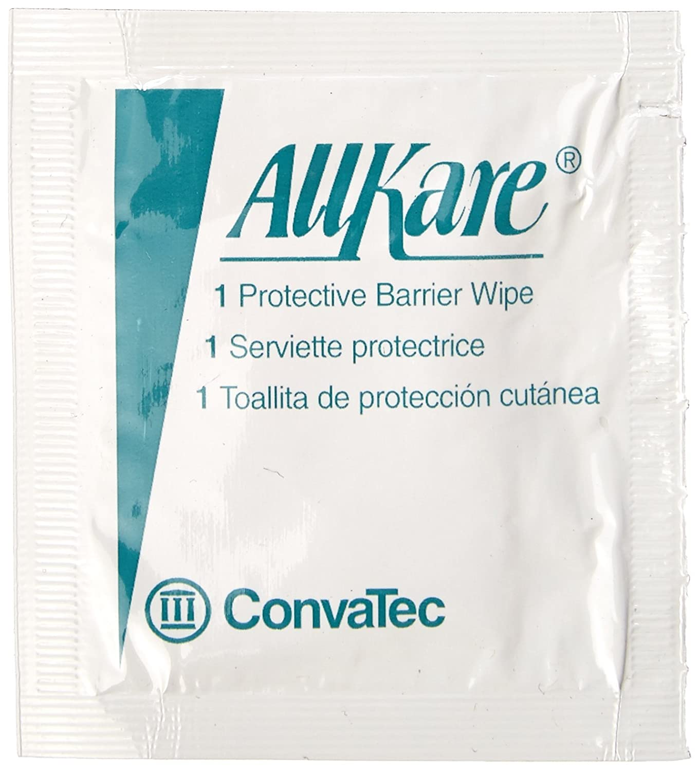 ConvaTec 37444 Allkare Protective Barrier Wipes (Pack of 100)