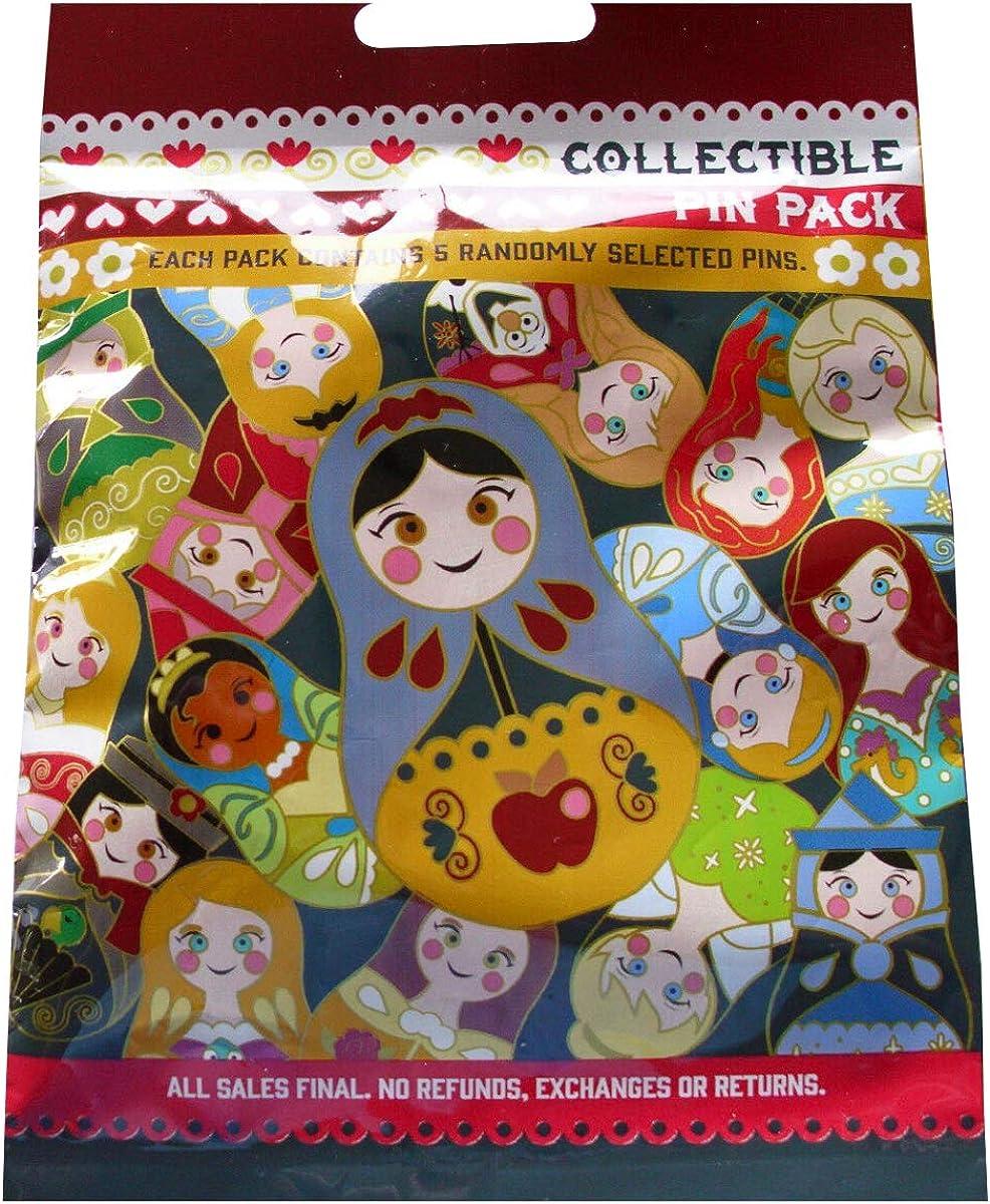 Nesting Dolls Mystery Aurora Disney Pin 101918