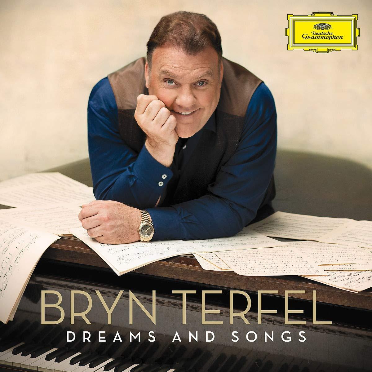 CD : Sir Bryn Terfel - Dreams & Songs (United Kingdom - Import)