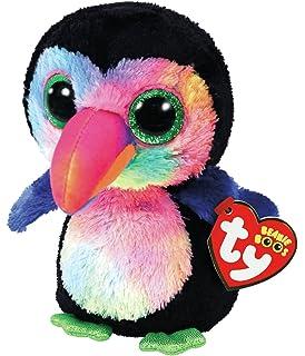 d8bf854e74c TY Beanie Boos Plush - Beaks the Toucan