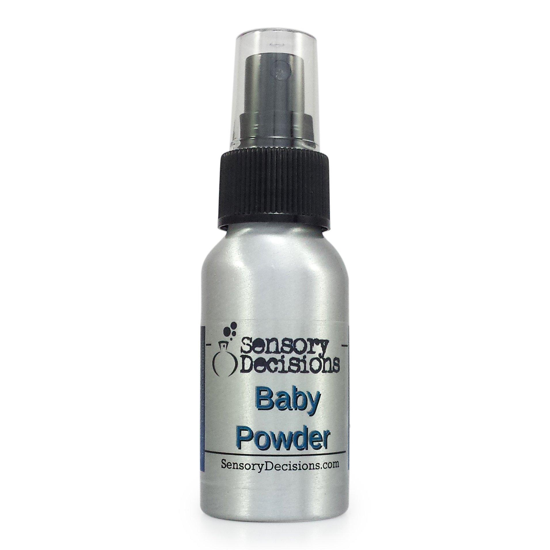 Hotel Fragrance - Hotel Room Spray - Hotel Scent Sprays (Baby Powder, 100 bottles)