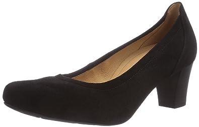 Gabor Shoes Gabor Basic, Escarpins Femme, (Silber), 35 EU