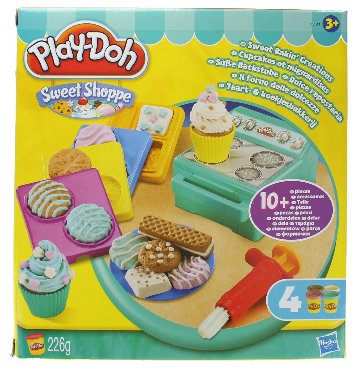 Hasbro Play-Doh - Delicias al Horno: Amazon.es: Juguetes y juegos