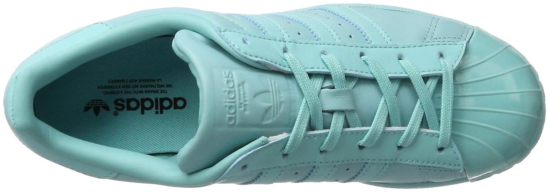 Glossy Superstar Damen Sneaker Adidas To ebEDH2W9IY