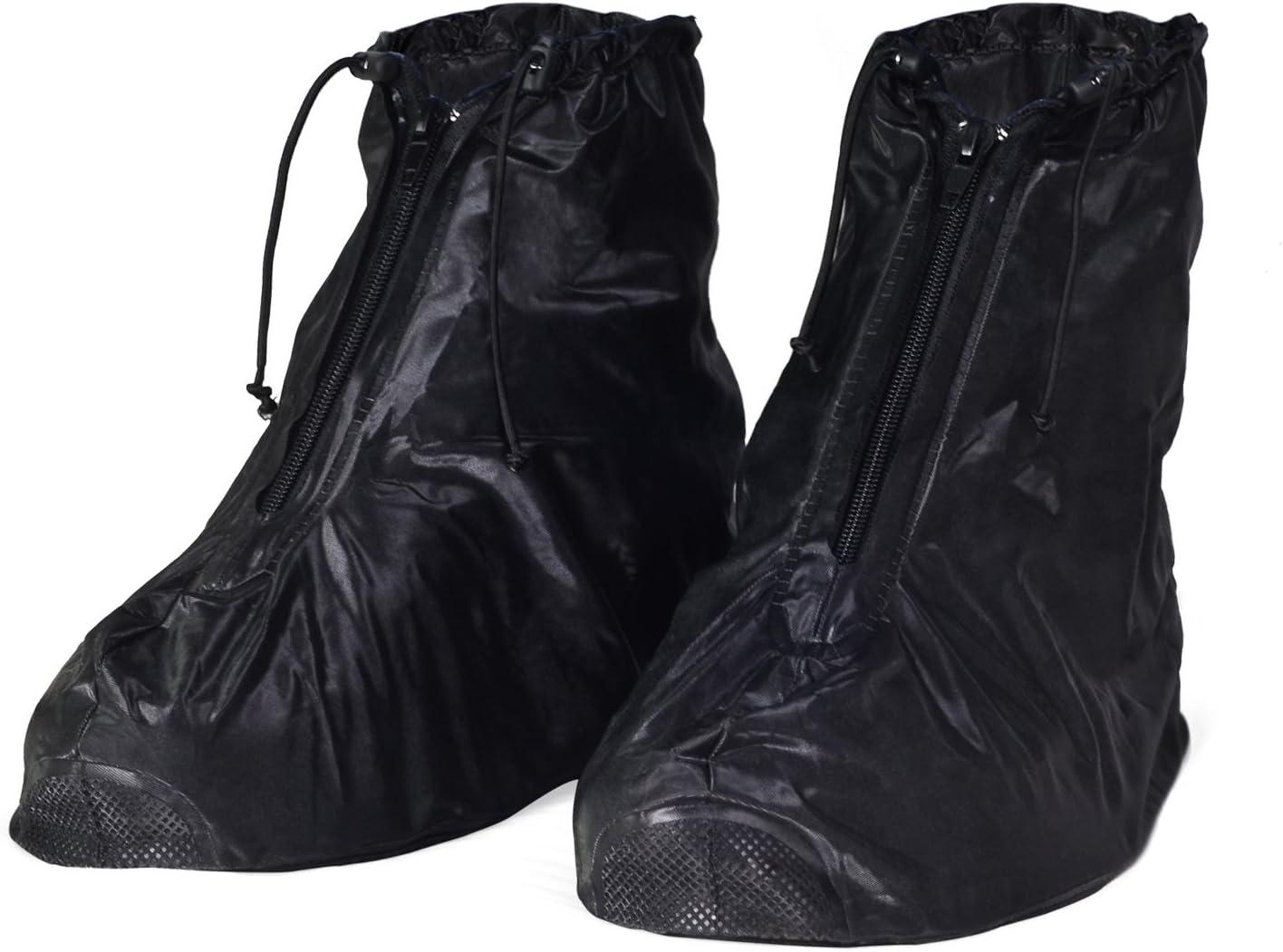 HSEAMALL Zapatos a Prueba de Agua Cubierta,Cubierta del Zapato Impermeable