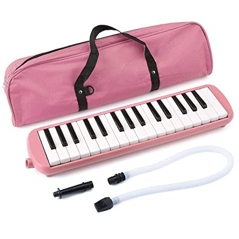 Office & School Supplies 32 Piano Keys Melodica Musical Instrument For Music Lovers Beginners Gift With Carrying Bag Bright In Colour
