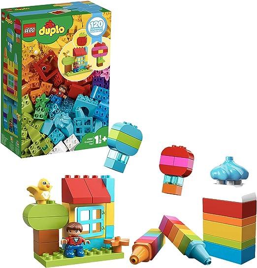 LEGO DUPLO My First - Diversión Creativa, Juguete Preescolar ...