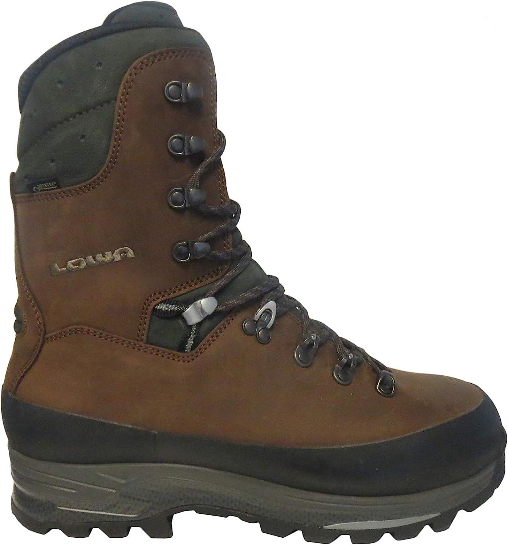 Lowa Mens Hunter Gore-Tex Evo Extreme Brown Nubuck Boot