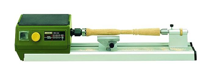 Proxxon Micromot Db 250 Micro Woodturning Lathe Amazoncouk Diy