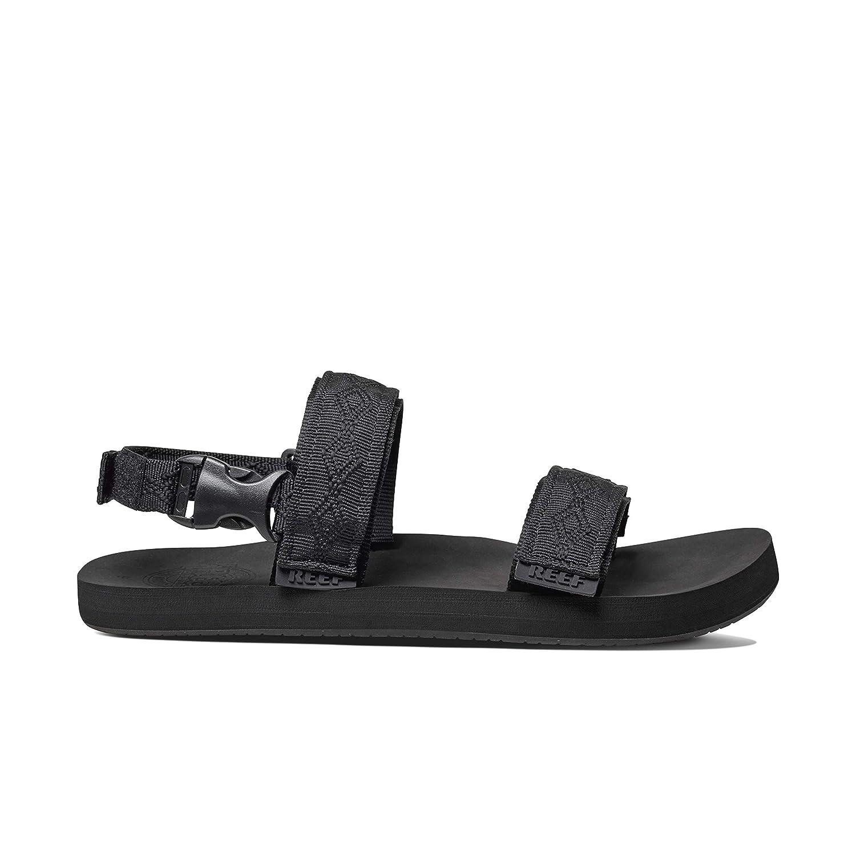 REEF Mens Sandals Convertible 12 Black