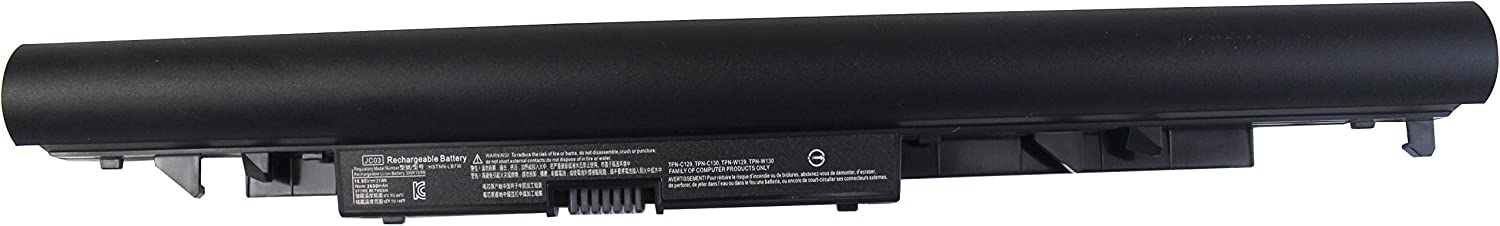 Gomarty JC03 JC04 Laptop Battery Compatible with HP 255 G6 250 G6 919700-850 919701-850 919681-421 HSTNN-DB8E HSTNN-H7BX HSTNN-PB6Y HSTNN-DB8A HSTNN-DB8B