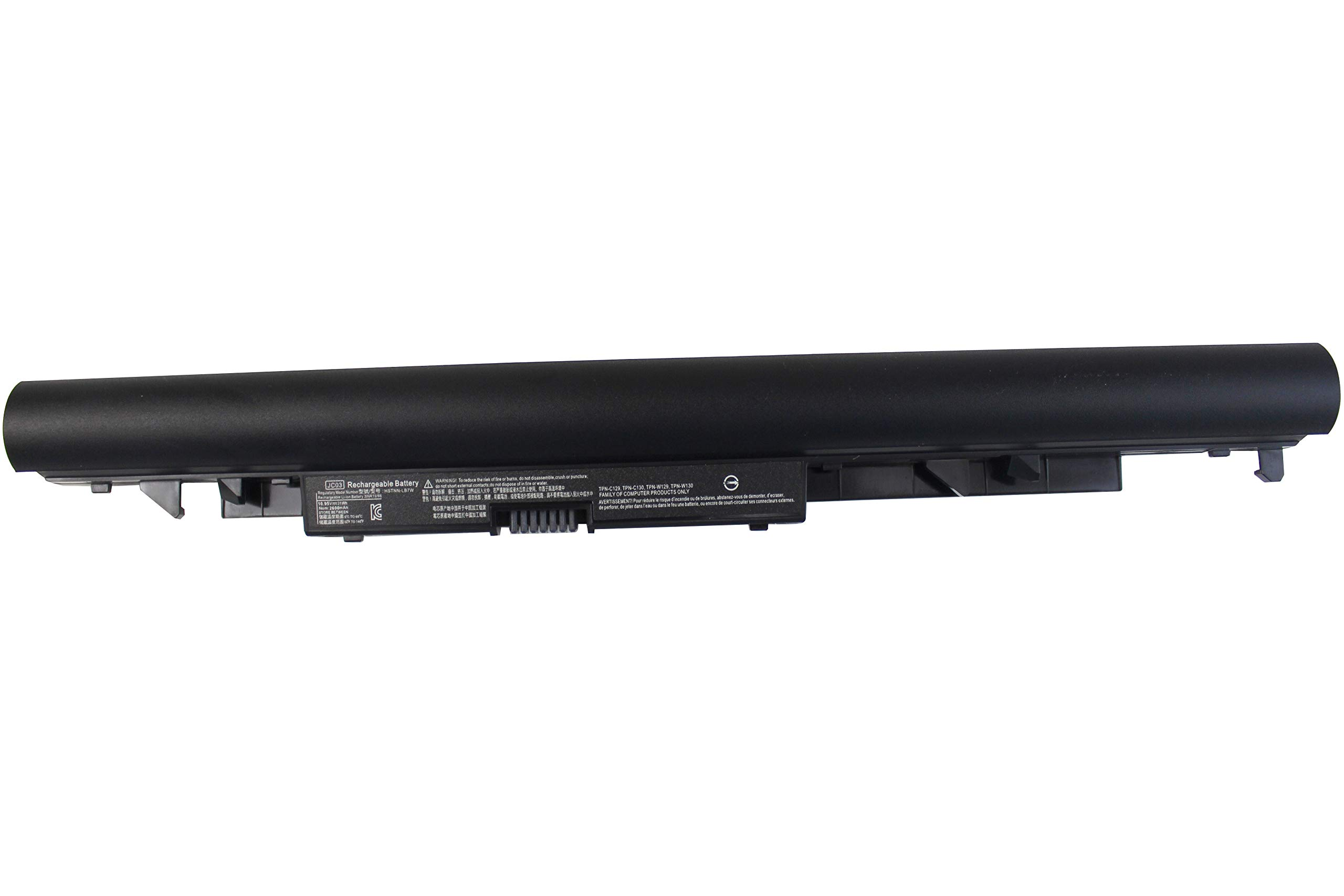 Bateria JC03 para HP 15-BS000 15-BW000 Series 15-bs013dx 15-bs015dx 15-bs053od 15-bs091ms 15-bs095ms 15-bs0115dx 15-bw01