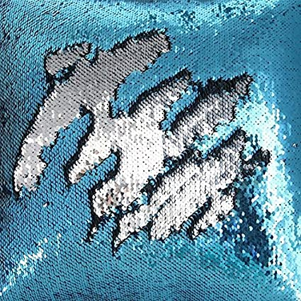 679a2158e293b8 Amazon.com  TRLYC 1 Yard Turquoise and Silver Double Color ...