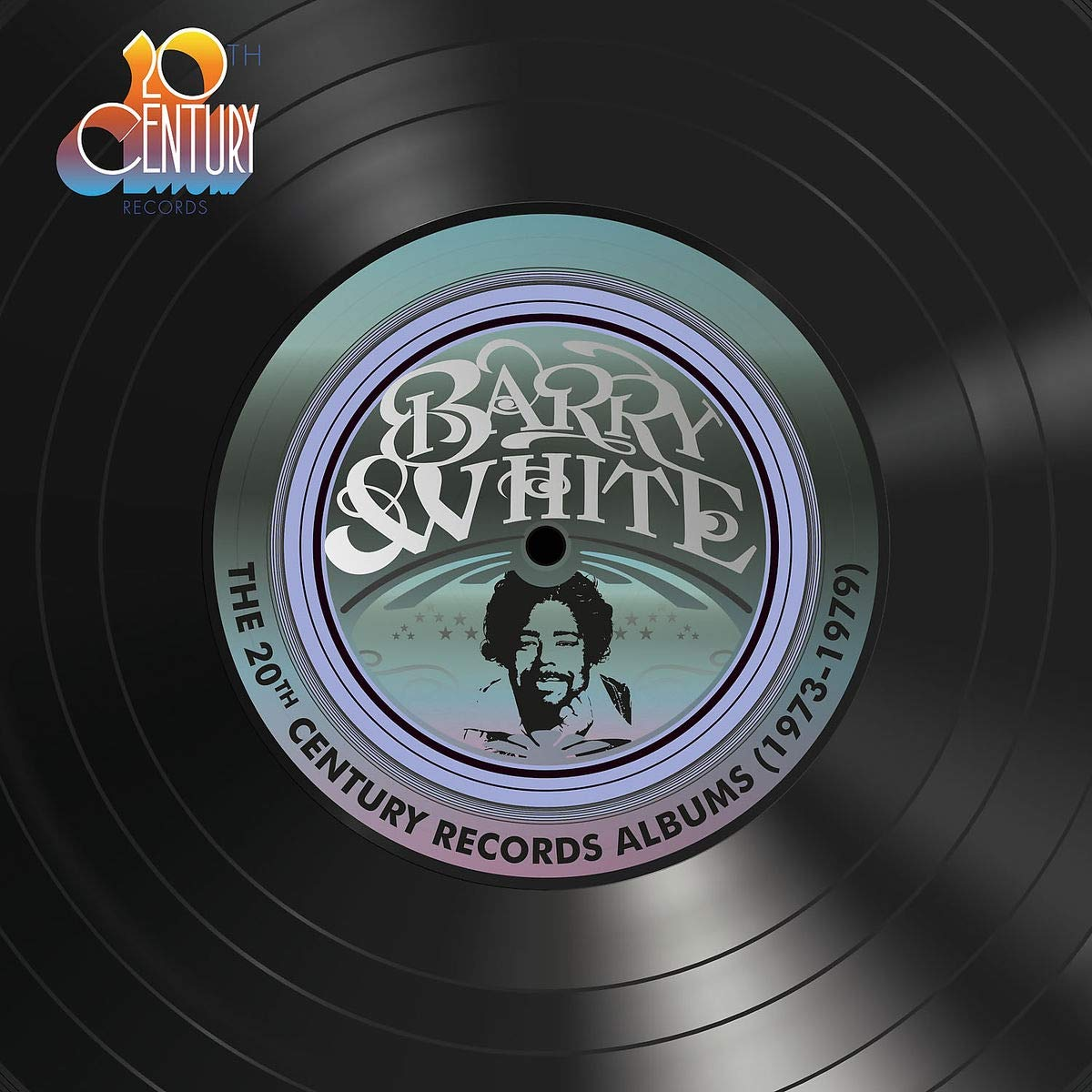 CD : Barry White - The 20th Century Records Albums (1973-1979) (Boxed Set)