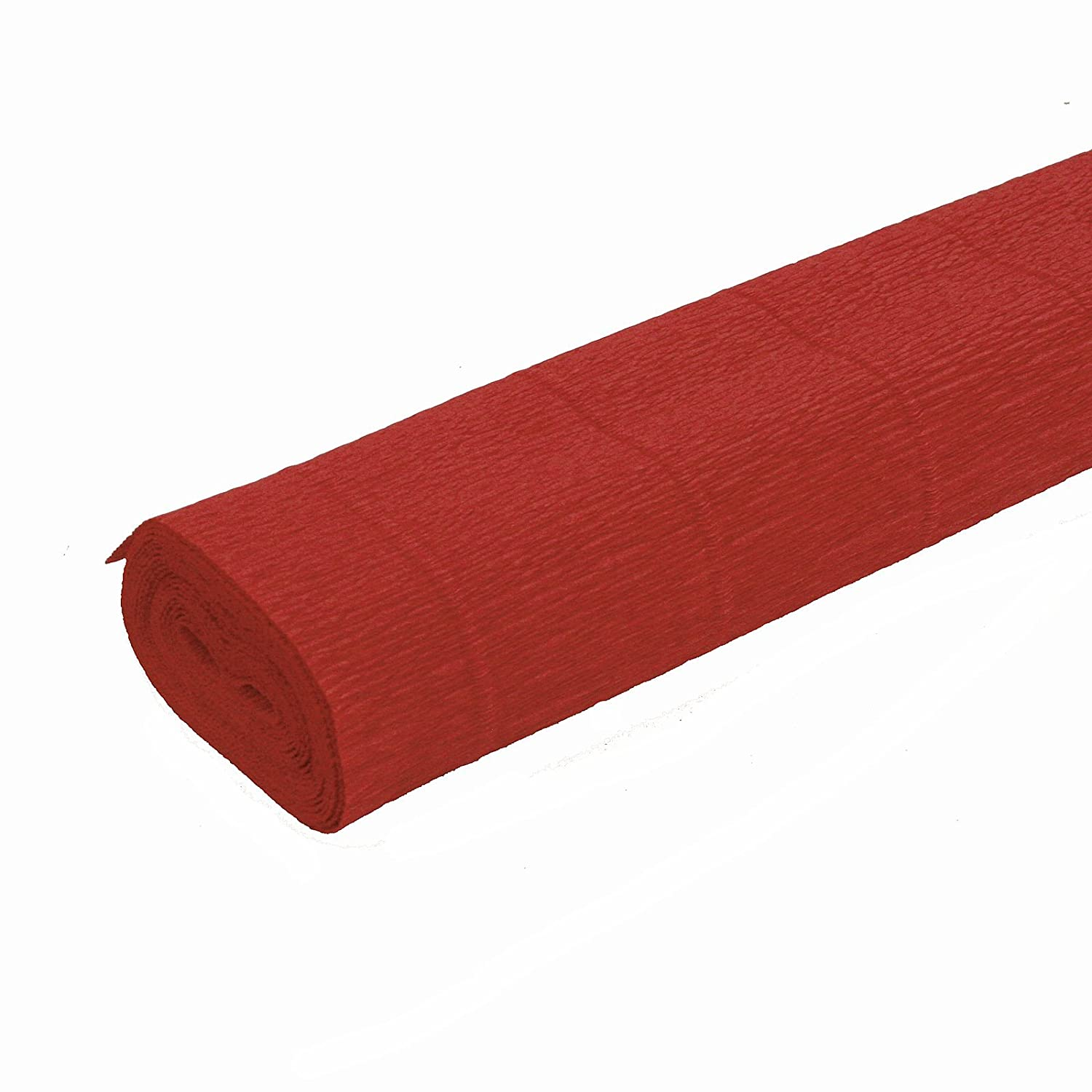 FloristryWarehouse Candyfloss Pink 549 Crepe paper roll 20 inches wide x 8ft long Top quality Italian paper craft
