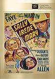 SALLY IRENE & MARY