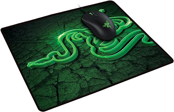 Razer Goliathus Verde - Alfombrilla de ratón (Verde, Imagen ...