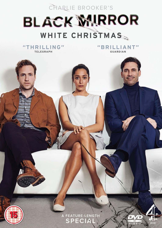 Black Mirror: White Christmas [DVD]: Amazon.co.uk: Jon Hamm, Rafe ...