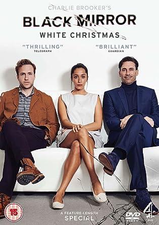 Black Mirror Christmas Special.Black Mirror White Christmas Dvd Amazon Co Uk Jon Hamm