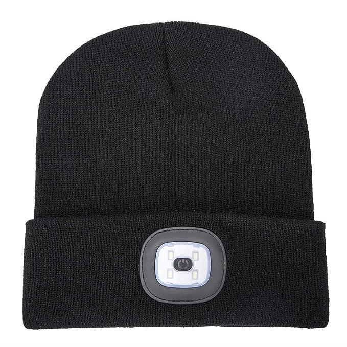 428be5c3e34 enjoydeal Led Beanie Hat