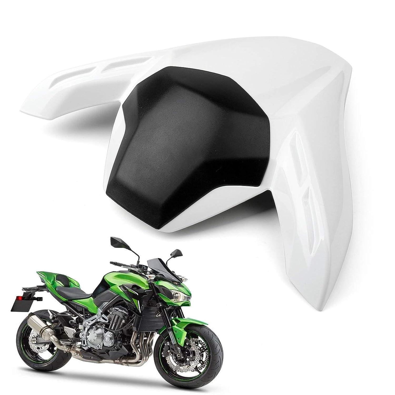 Artudatech Motocicleta Funda para Asiento Trasero Carenado Moto Rear Seat Cowl Moto Colin para KAWASA-KI Z900 Z900 ABS 2017 2018 2019