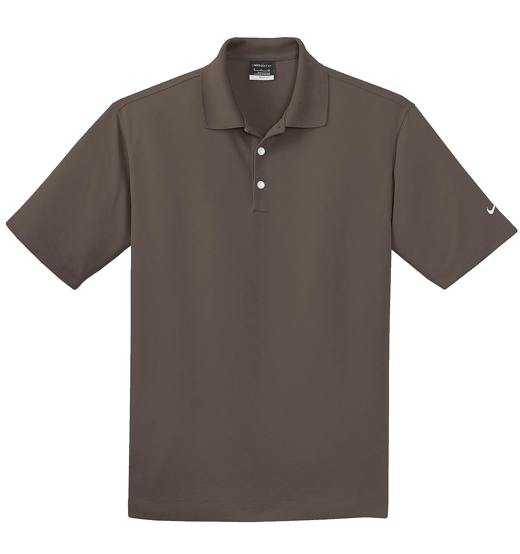 Nike Golf - Dri-fit Polo, Marrón (Trails End Brown): Amazon.es ...