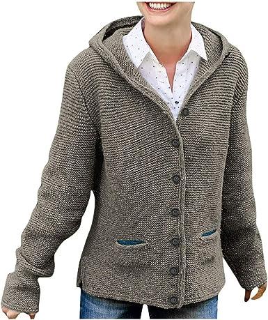 Woolen Bubble Knit Pullover Fleece Lined Winter Festival Patchwork Jacket Hoodie