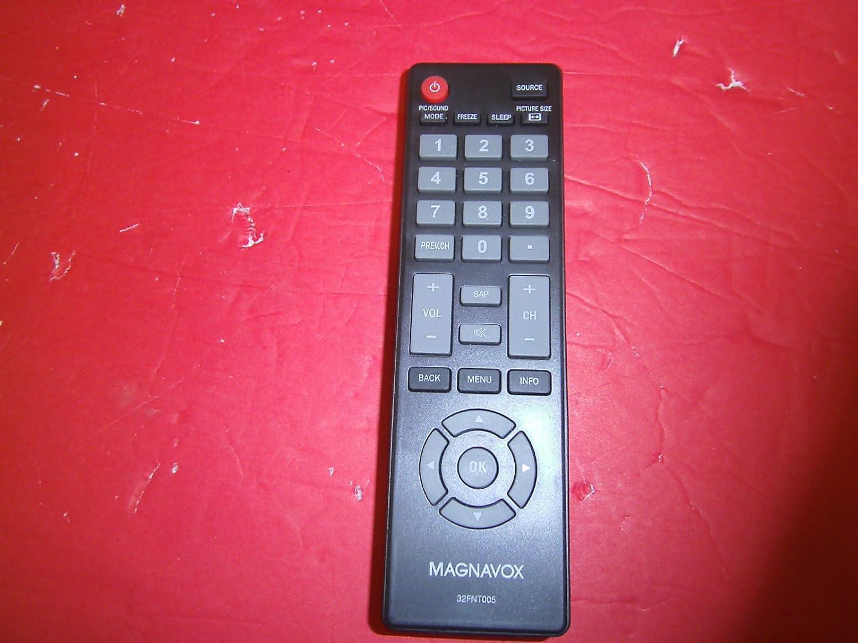 MAGNAVOX 32FNT005 TV Remote Control