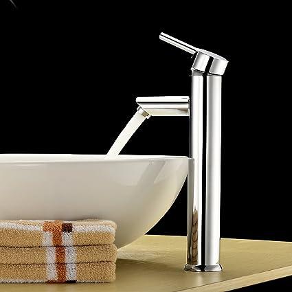 InChant Sola manija para lavamanos de baño contemporáneo de la vanidad del fregadero del recipiente del