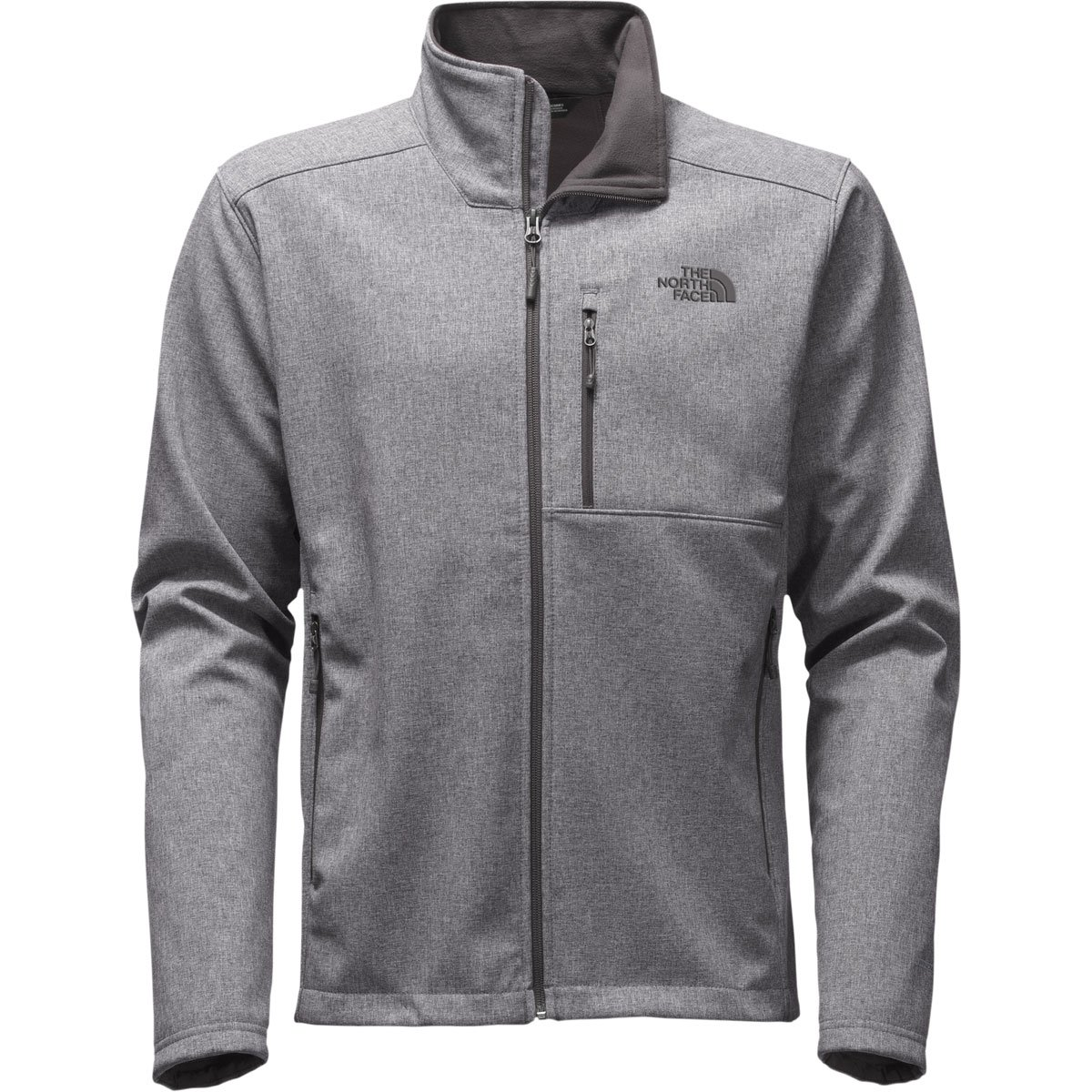 The North Face Men's  Apex Bionic 2 Jacket - Tall, X-Large, TNF Medium Grey Heather/TNF Medium Grey Heather by The North Face
